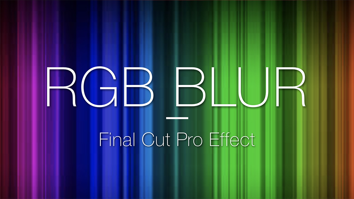 free effects for Final Cut Pro