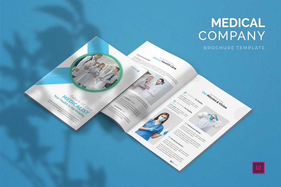 25 Indesign Brochure Templates Free Layouts For 2021 Theme Junkie