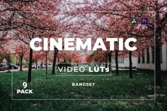 25+ Best LUTs for Premiere Pro (Free + Pro Cinematic + Film LUTs)