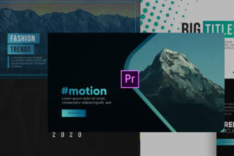 20+ Best Free Premiere Pro Templates, Add-Ons & Presets 2020