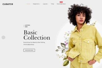25+ Best Free Shopify Themes 2021