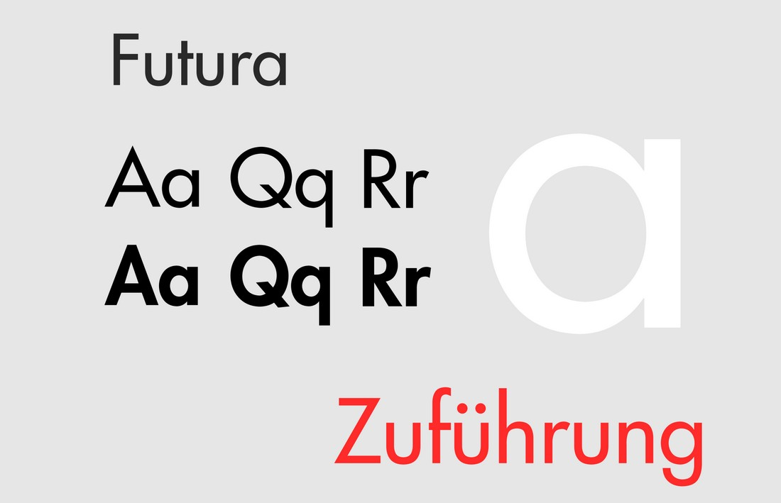 font masa depan