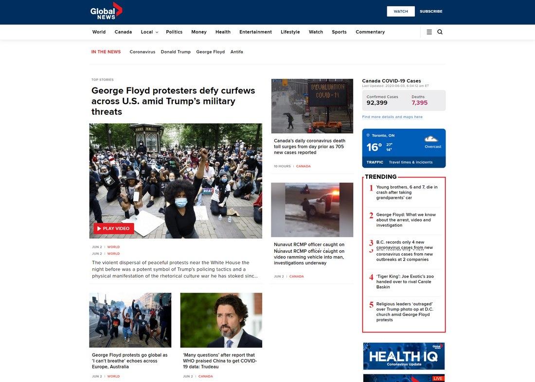 berita global