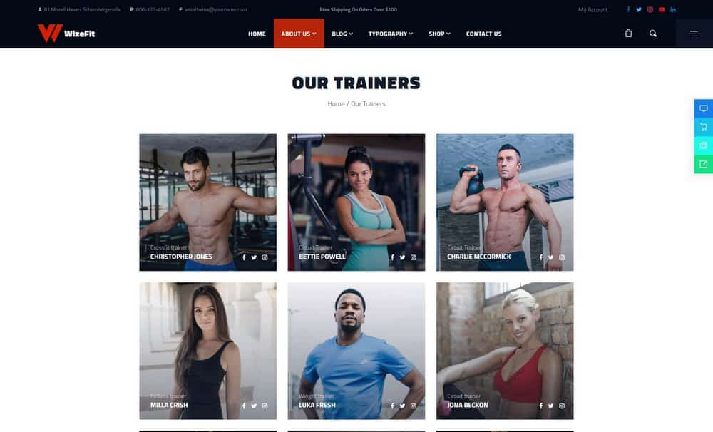 gym-website-trainers