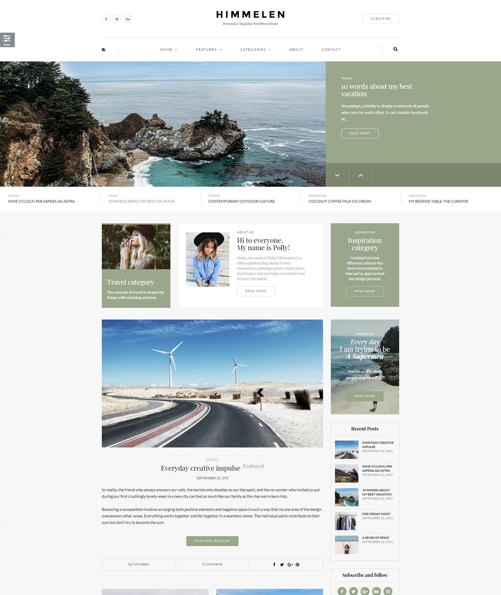 himmelen-easiest-wordpress-theme