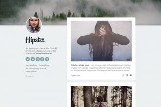 10+ Best Hipster Tumblr Themes 2018