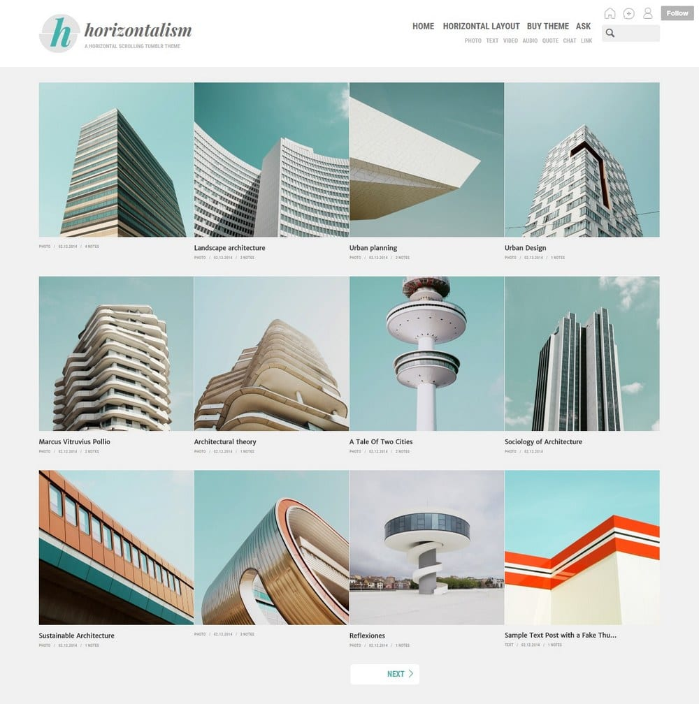 horizontalism-minimal-tumblr-theme