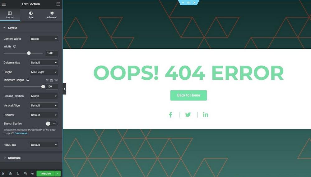 cara membuat halaman 404 khusus - 5