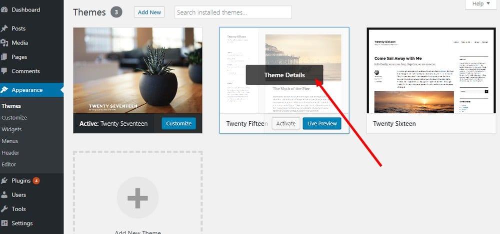 how-to-delete-WordPress-Theme-1
