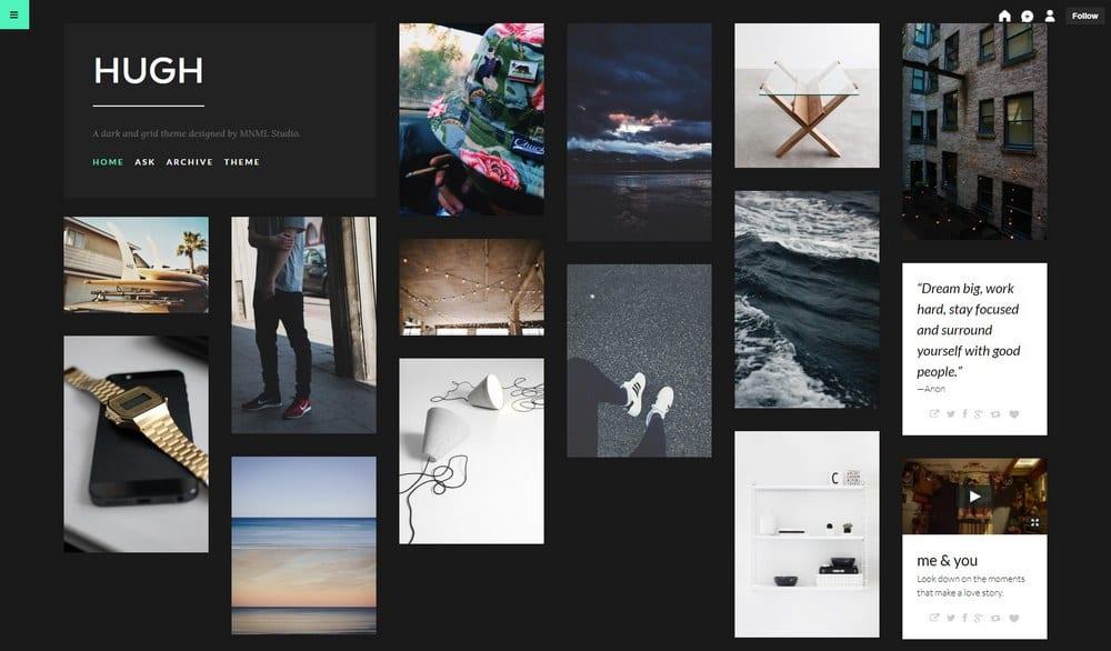 hugh-portfolio-tumblr-theme