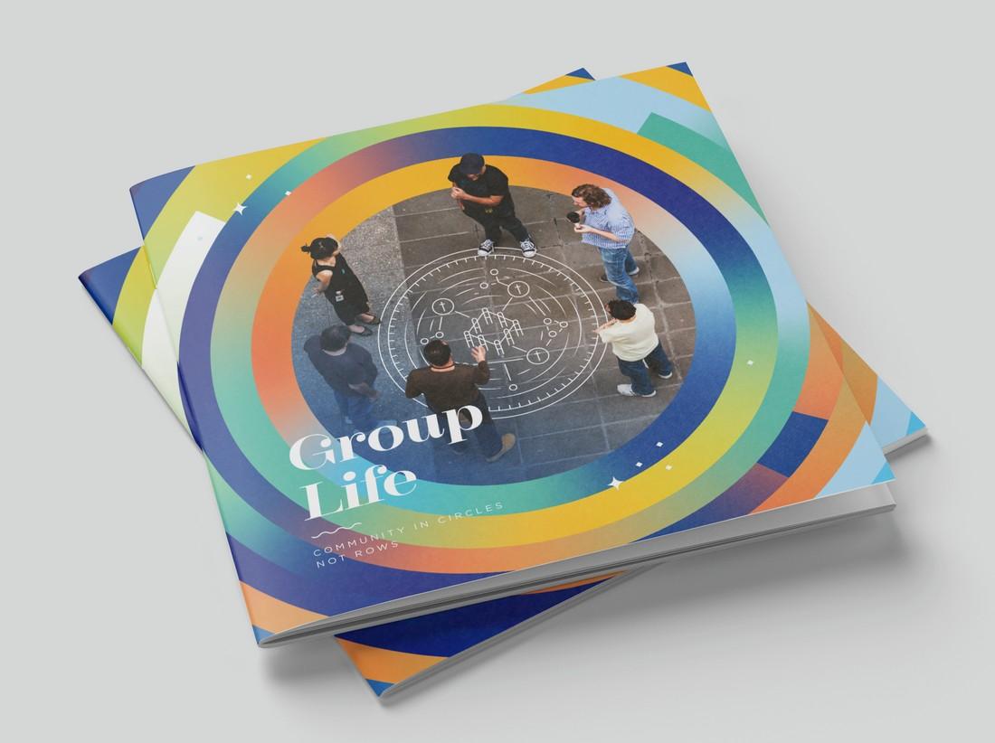 image centric brochure