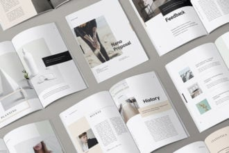20+ InDesign Brochure Templates (Free Layouts for 2020)