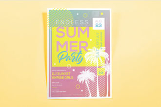 20+ Best InDesign Flyer Templates for Events, Parties + More
