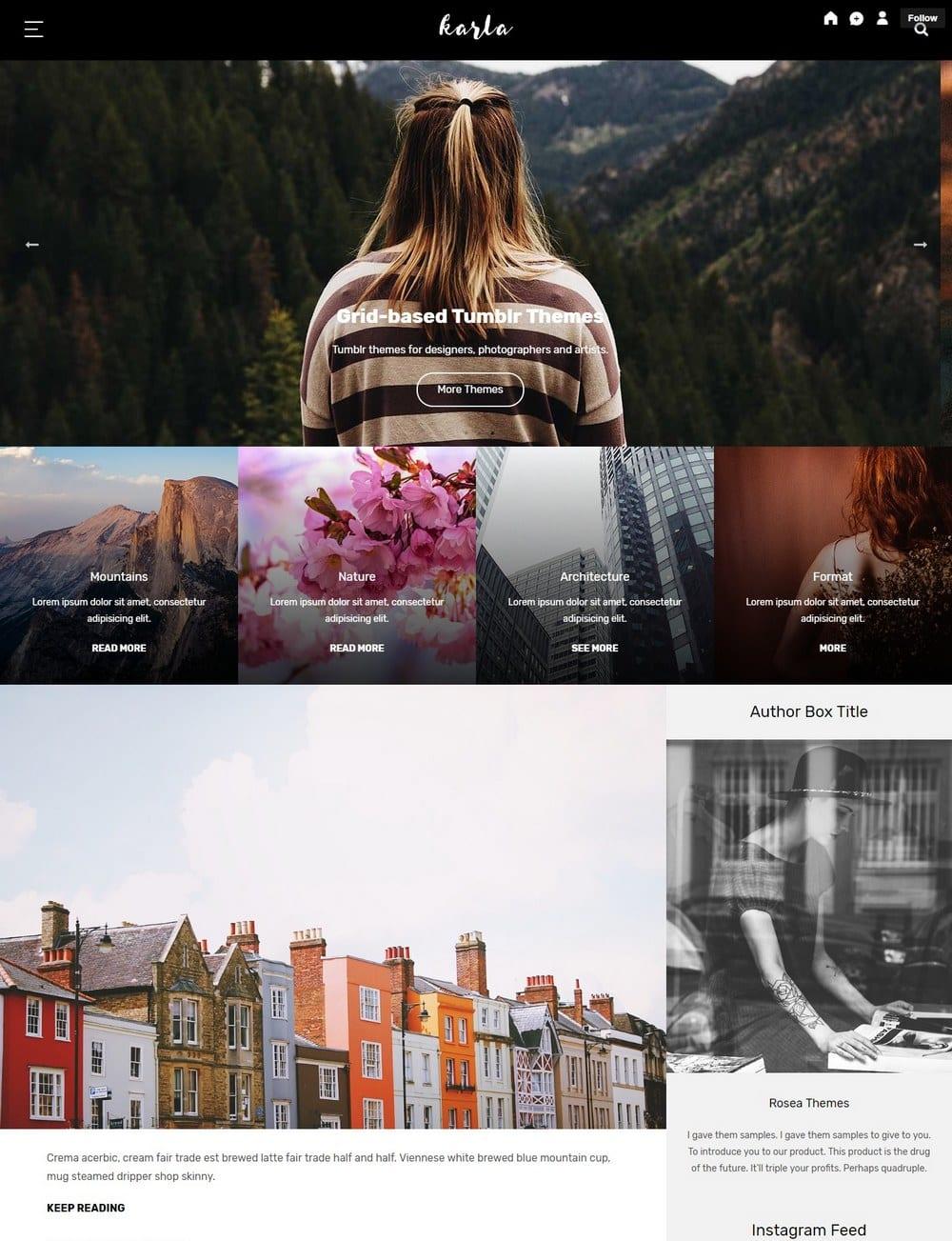 karla-minimal-tumblr-theme