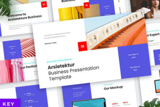 20+ Best Keynote Business Templates (For Corporate Presentations) 2021