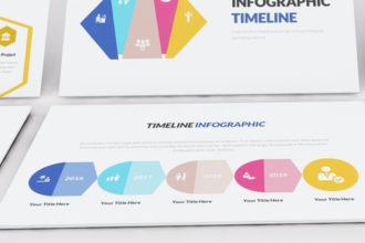 20+ Best Keynote Timeline & Roadmap Templates (Free & Pro) for 2021