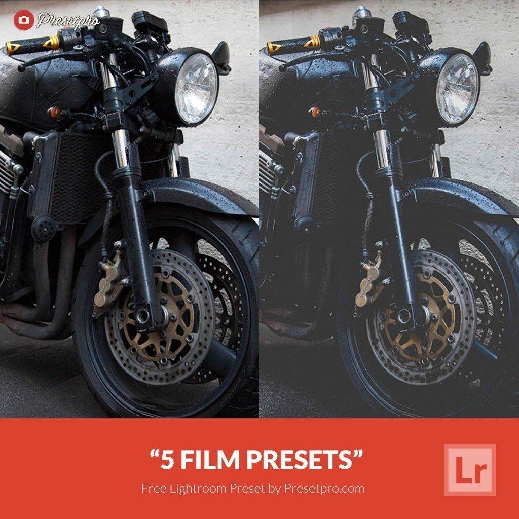 lightroom film presets free