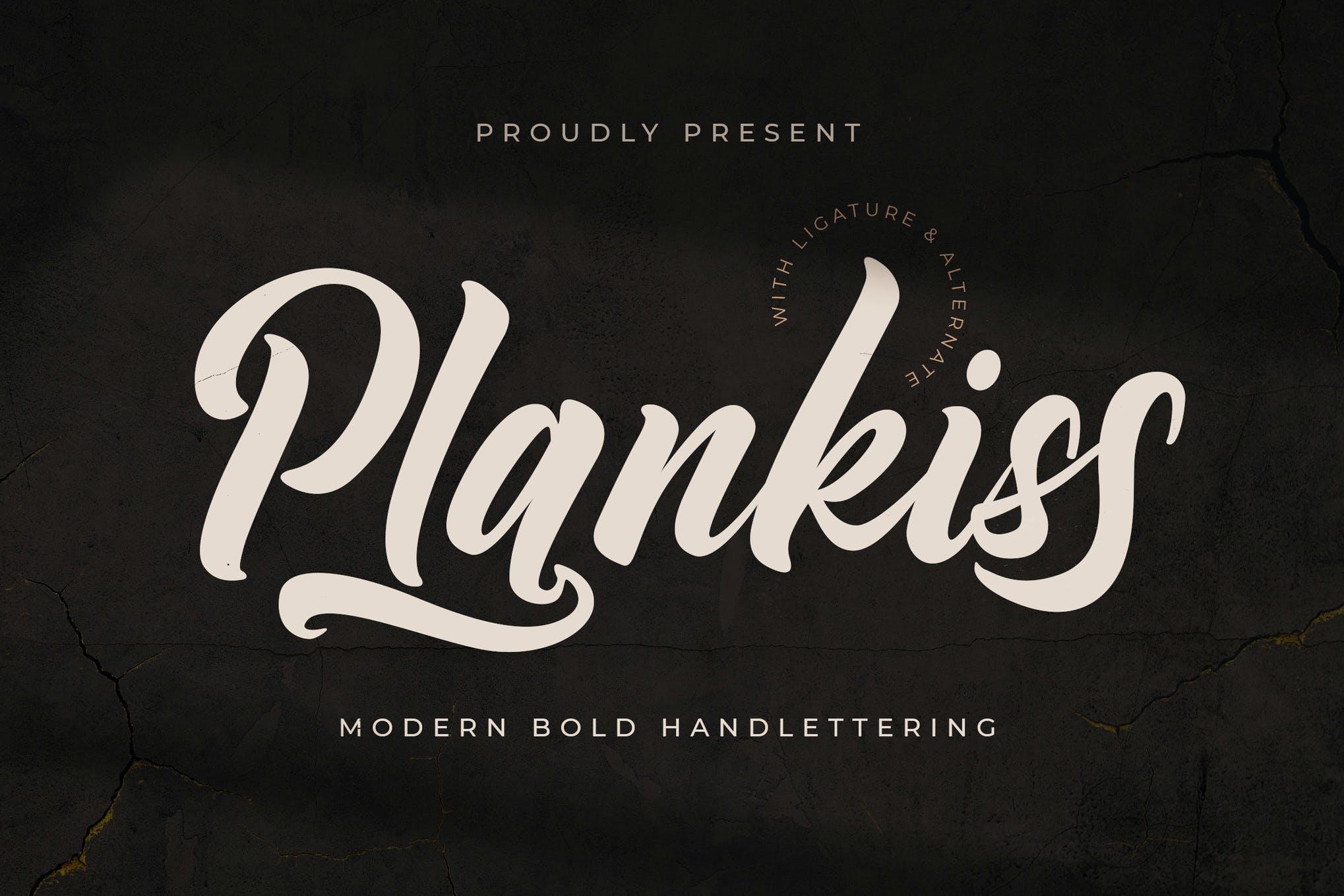 logo typeface
