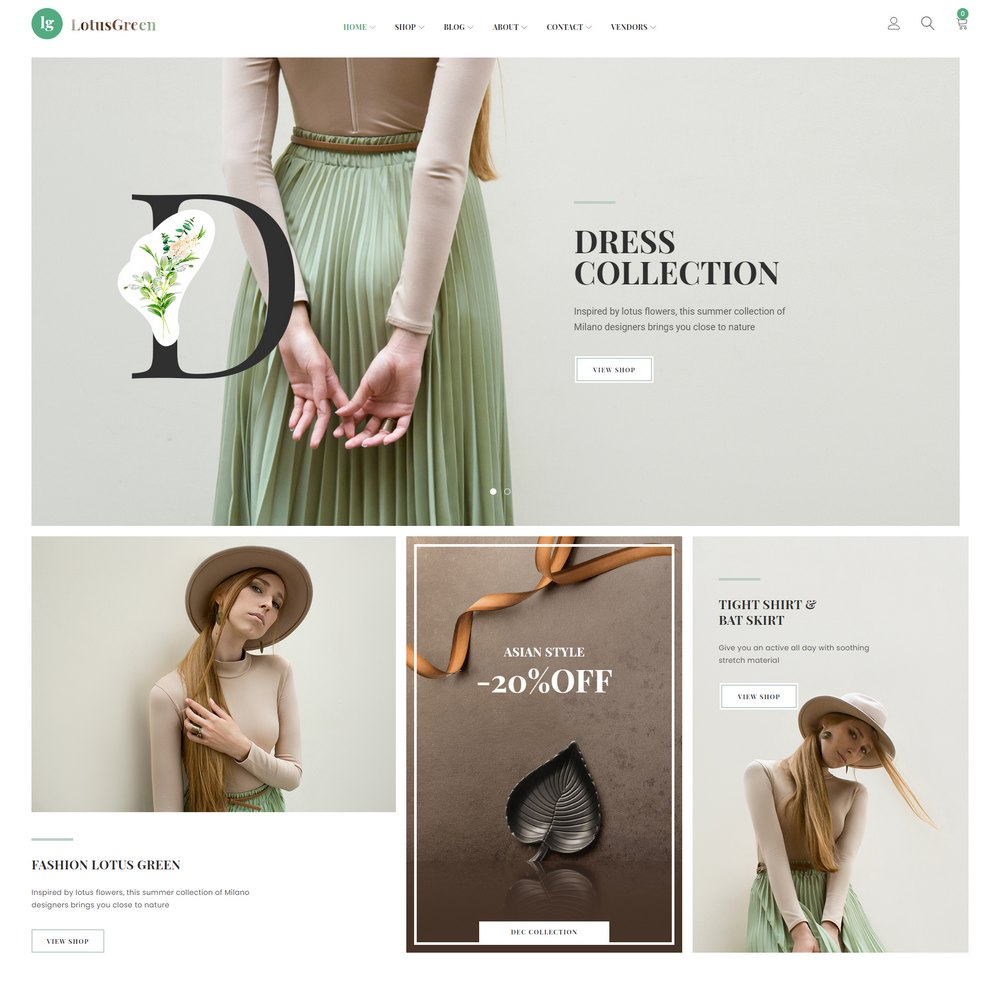 lotusgreen-theme