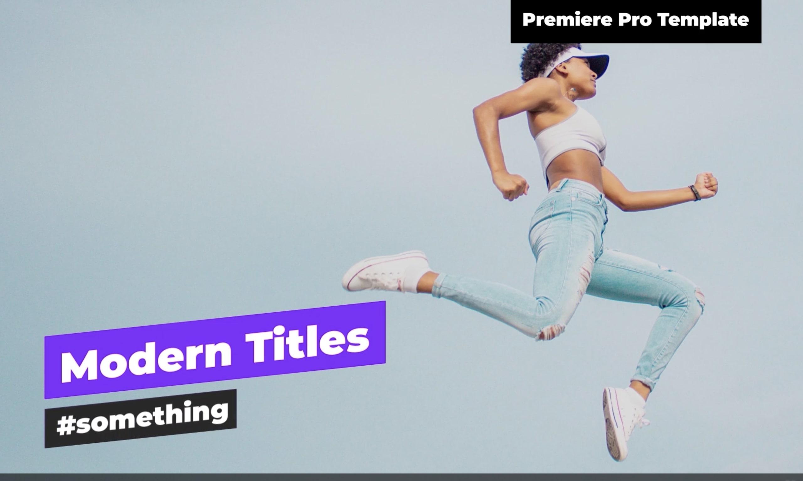 lower thirds templates premiere