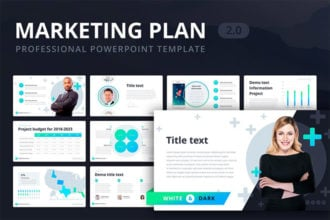 30+ Best Marketing Plan PowerPoint (PPT) Templates for 2021