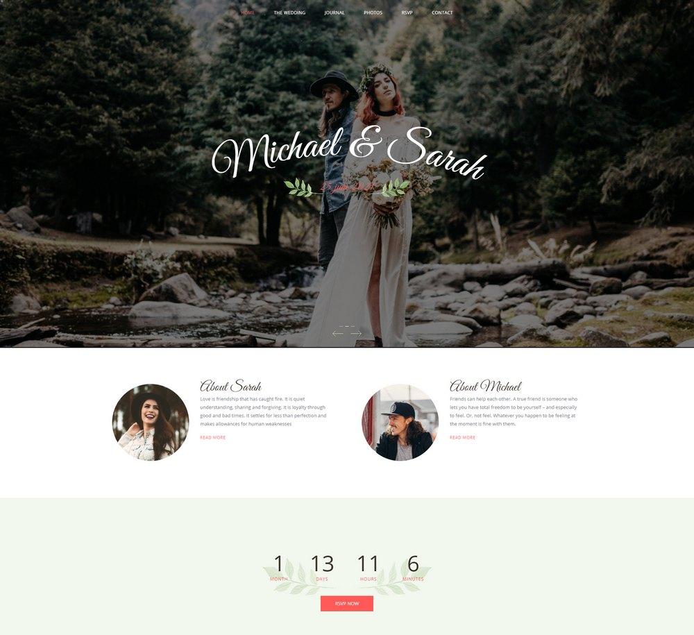 marriage-wp-theme