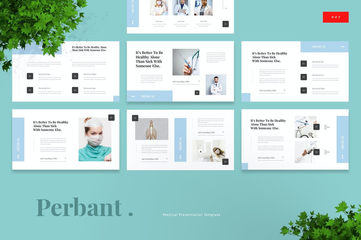 25 Medical Healthcare Powerpoint Templates 2021 Theme Junkie