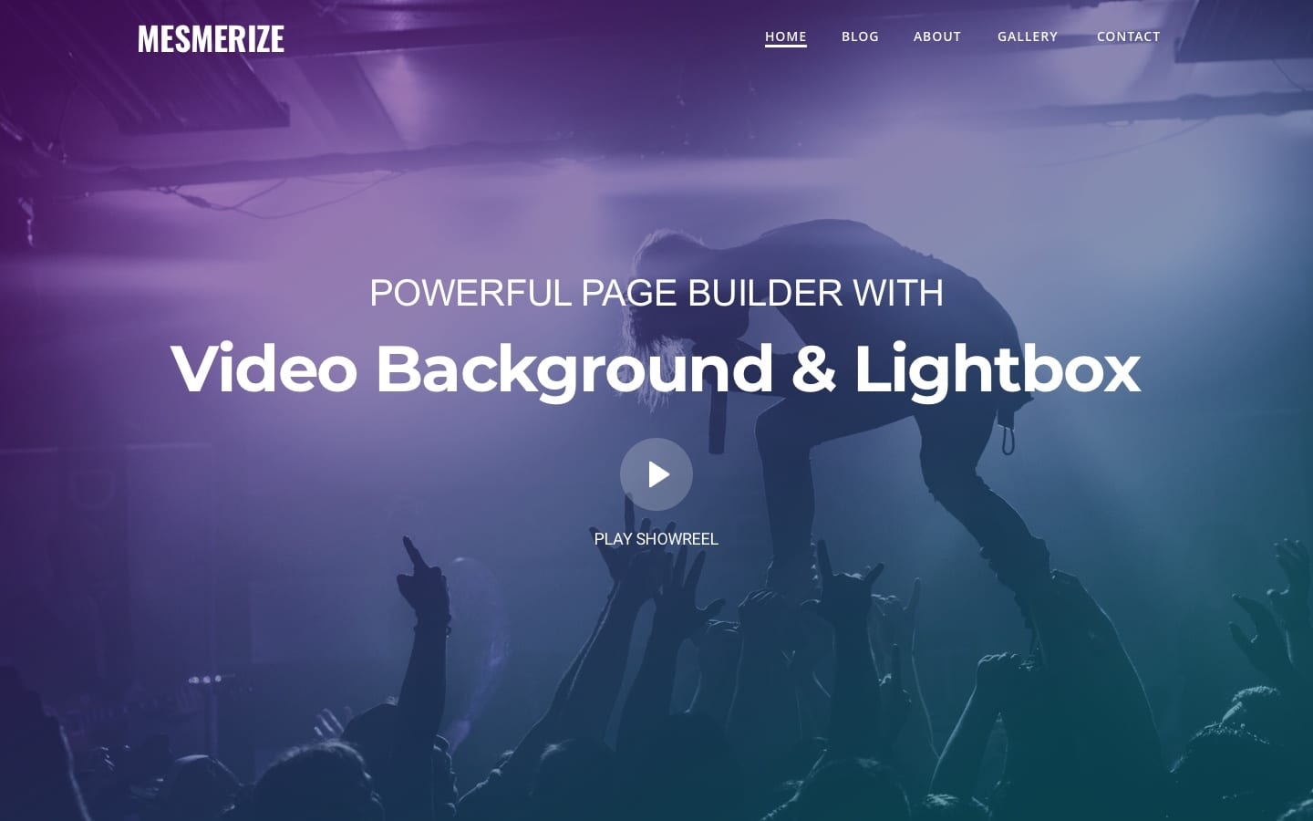 44+ Best Video Background WordPress Themes 2018 - Theme Junkie