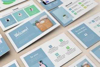 25+ Best Modern PowerPoint Templates 2020