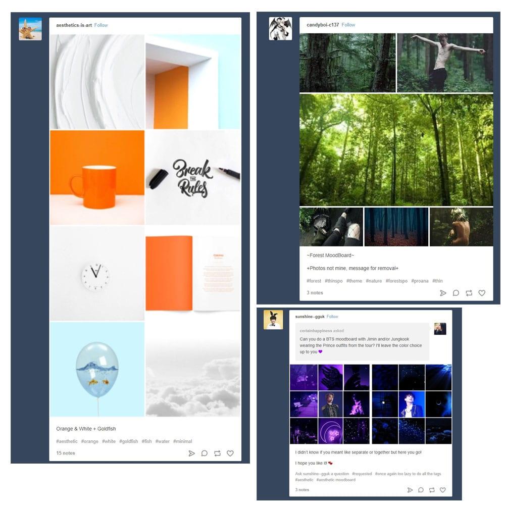 moodboard-contoh-tumblr