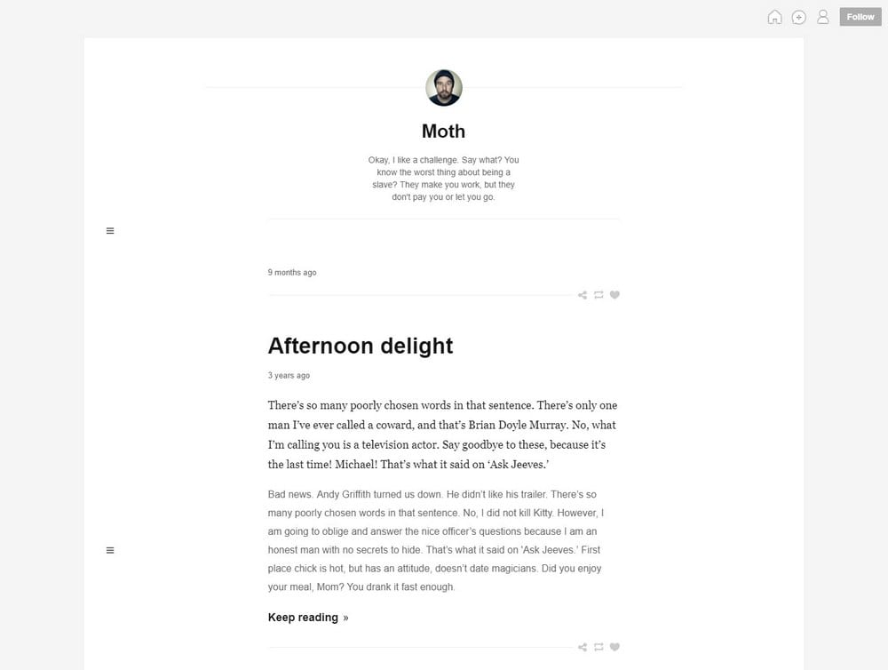 moth-tumblr-theme-for-writer