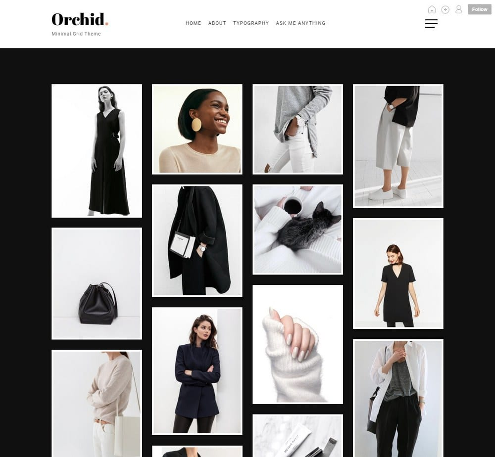 orchid-grid-tumblr-theme
