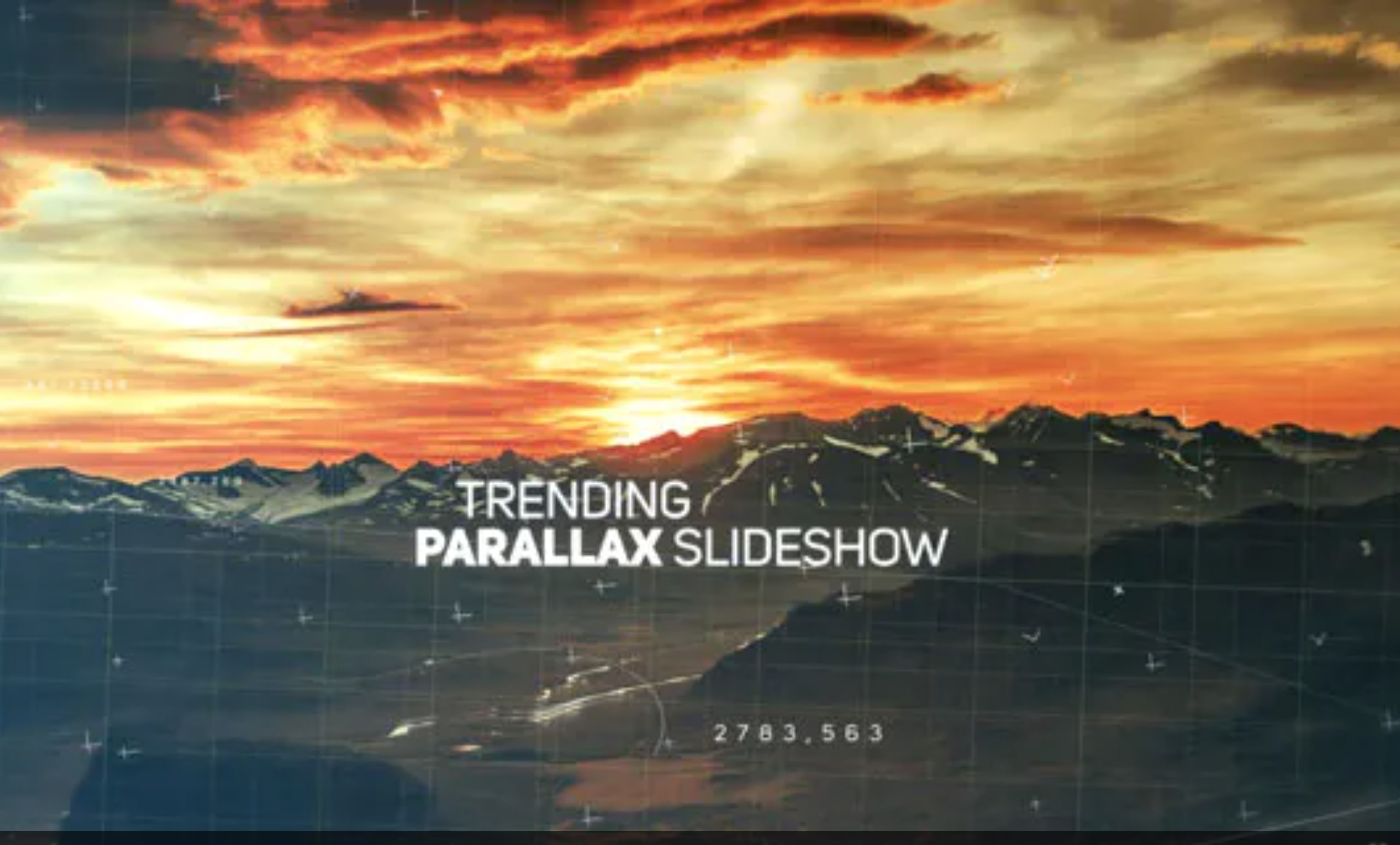 paralaks After Effects