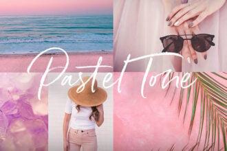20+ Best Pastel Lightroom Presets (For Soft Pastel Color Tones) 2021