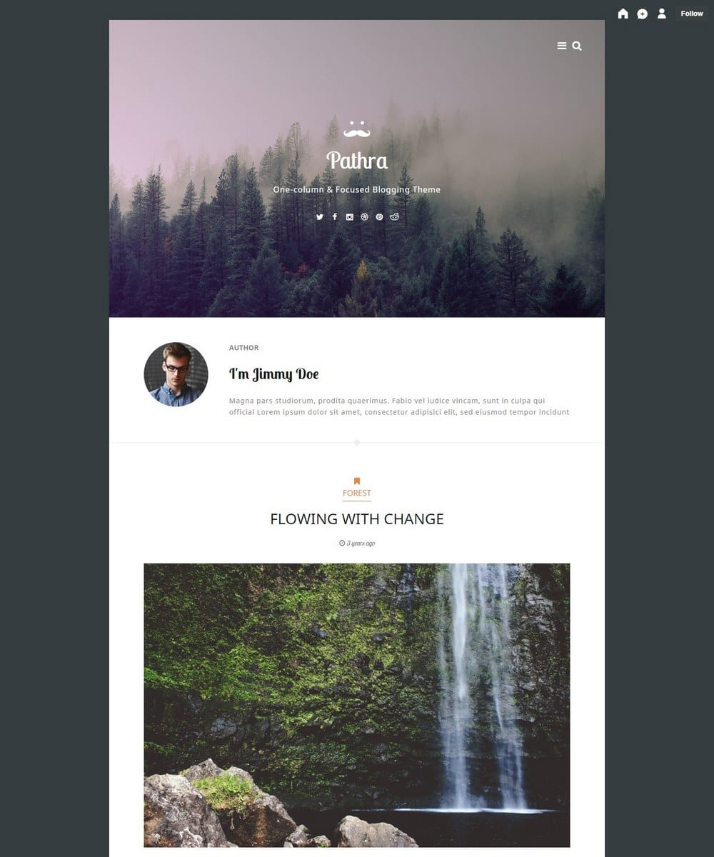 pathra-one-column-tumblr-theme