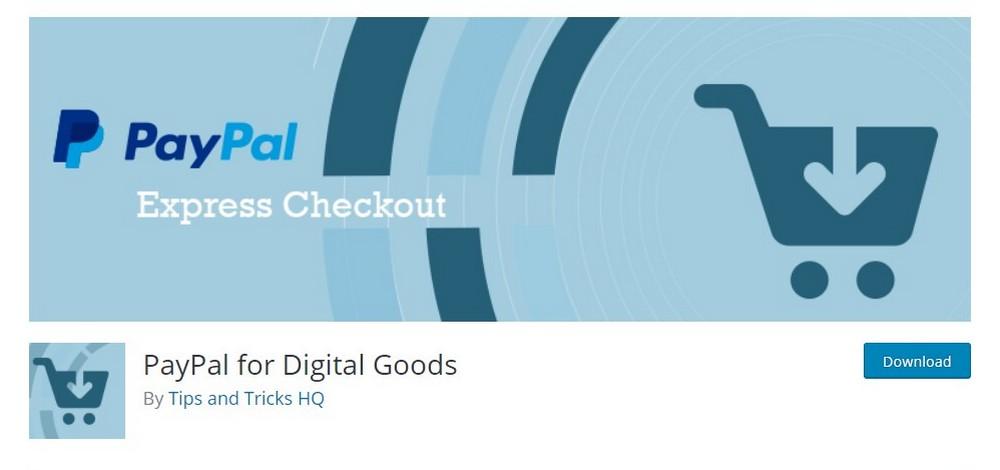paypal untuk barang digital