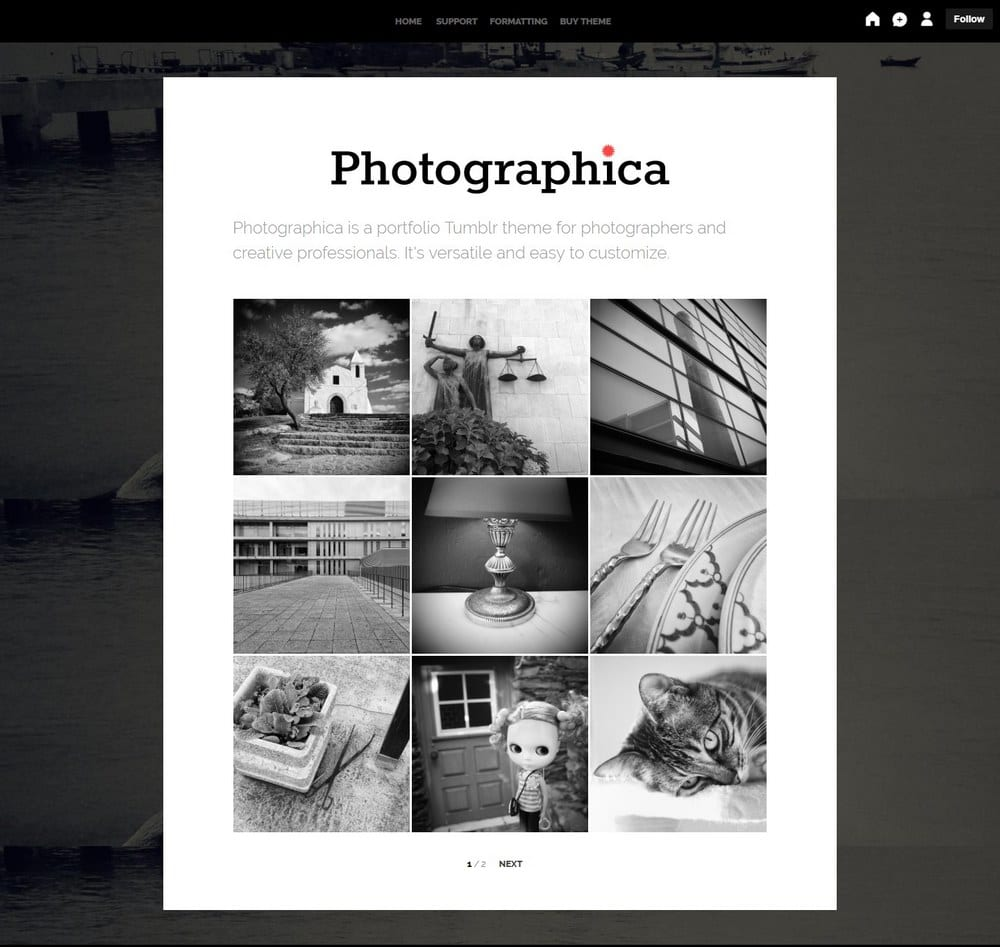 photographica-tumblr-theme