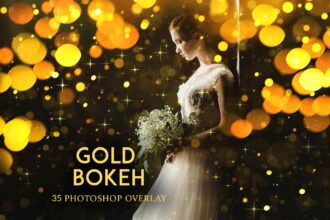 20 Best Photoshop Bokeh Effects, Brushes, Textures + Bokeh Actions 2021