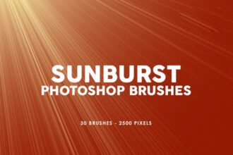 20+ Best Photoshop Starburst Effects, Brushes + Filters 2021