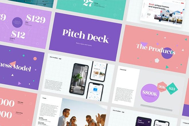 20+ Best Pitch Deck Templates for PowerPoint 2020