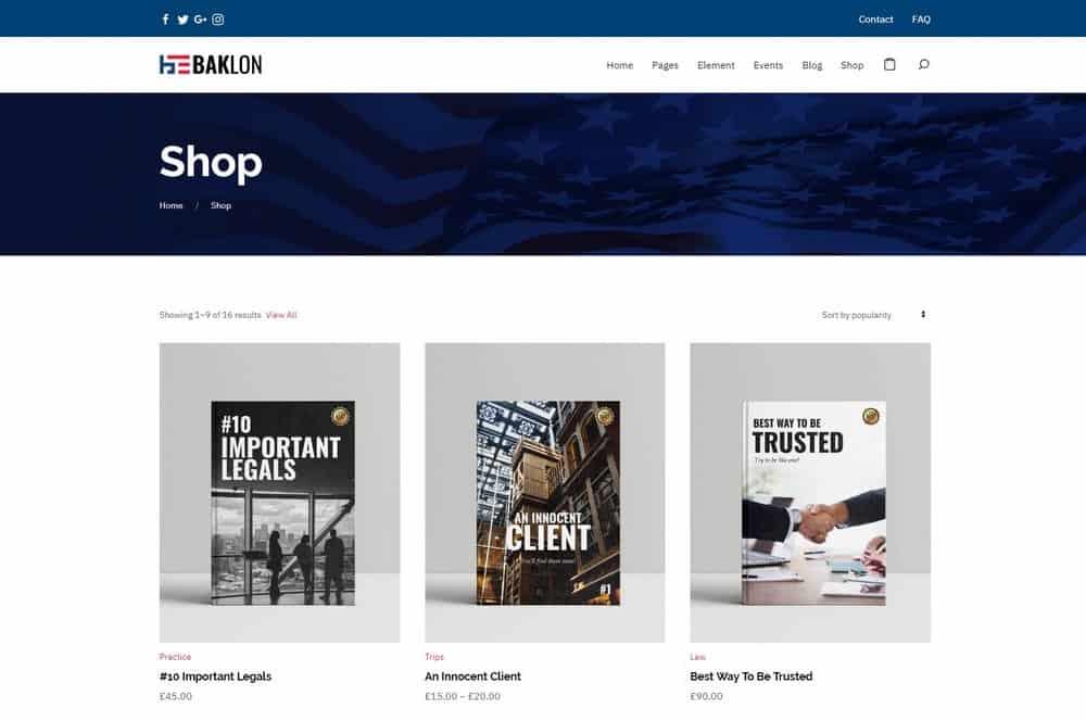 politics-website-shop