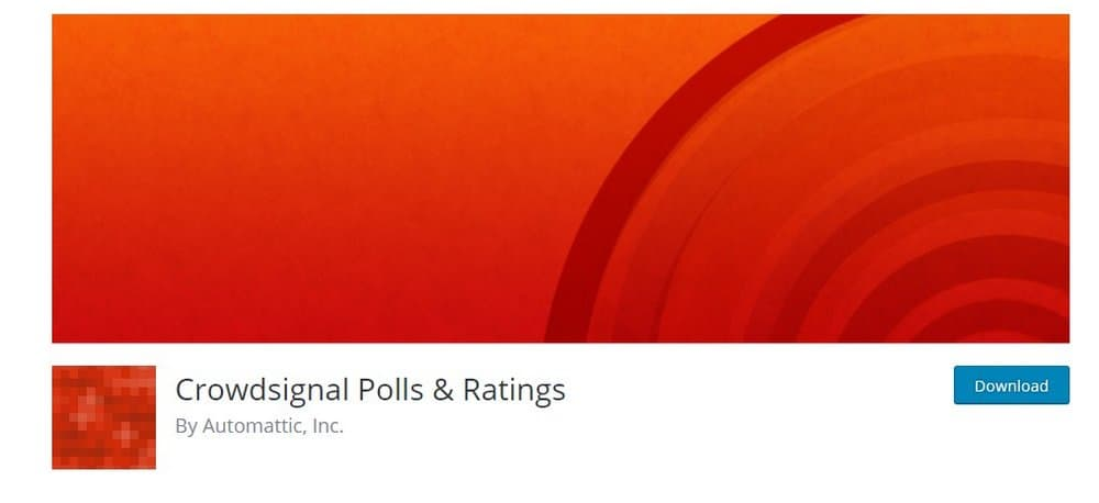 polls and rating