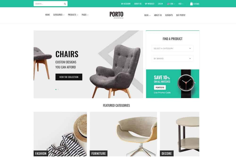 porto-wordpress-theme