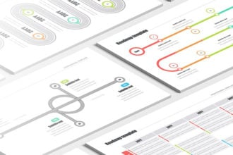 25+ PowerPoint Roadmap PPT Templates (Strategy + Product Roadmaps)