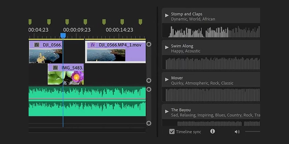 premiere pro audio