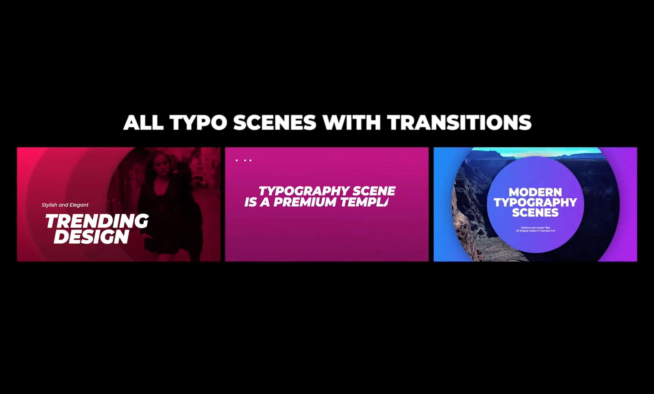 premiere pro text templates