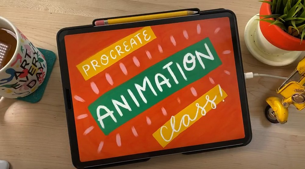 procreate animation tutorial