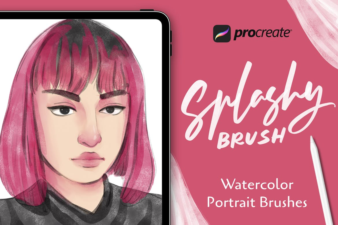25 Best Procreate Brushes For Ipad Top 2021 Picks Theme Junkie