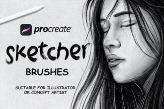 20+ Best Procreate Sketch Brushes (Free & Pro) 2021
