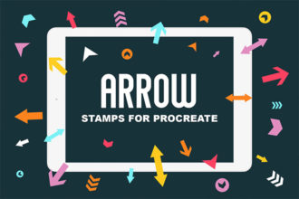 20+ Best Procreate Stamps (+ Free Procreate Stamp Brushes) 2021
